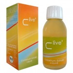 CLive 100% bio Colostrum tekuté 125 ml